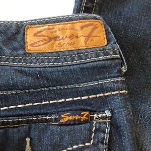 Seven7 jeans size 28